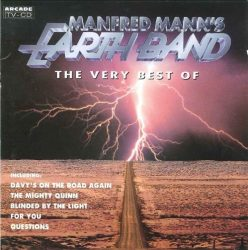 MANFRED MANN'S EARTH BAND: THE VERY BEST OF  CD
