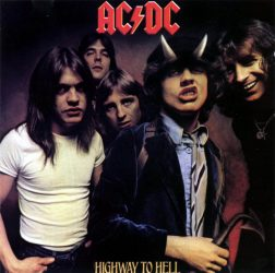AC/DC: HIGHWAY TO HELL  CD