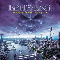 IRON MAIDEN: BRAVE NEW WORLD  CD