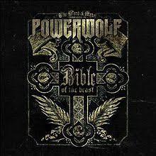 POWERWOLF: BIBLE OF THE BEAST  CD