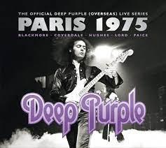 DEEP PURPLE: LIVE IN SAN DIEGO 1974.  CD