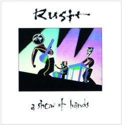 RUSH: A SHOW OF HANDS  (remastered)   CD
