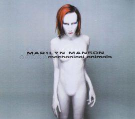 MARILYN MANSON: MECHANICAL ANIMALS  CD