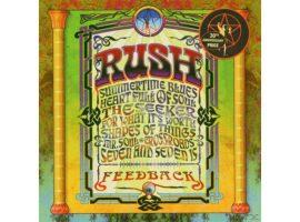 RUSH: FEEDBACK  CD