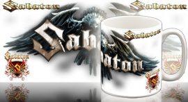 SABATON: Eagle Logo bögre