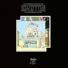 LED ZEPPELIN: THE SONG REMAINS THE SAME  (The soundtrack from the film)  2CD