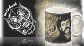 MOTÖRHEAD: Lemmy bögre