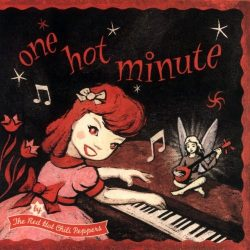 RED HOT CHILI PEPPERS: ONE HOT MINUTE  CD