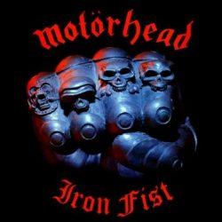 MOTORHEAD: IRON FIST  CD