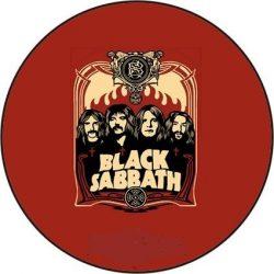 BLACK SABBATH  2.  kitűző