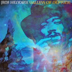 JIMI HENDRIX: VALLEYS OF NEPTUNE  CD