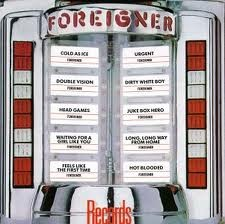 FOREIGNER: RECORDS  (digit. remast.)  CD