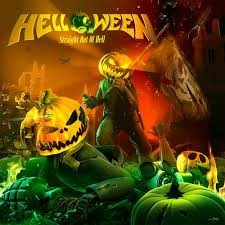 HELLOWEEN: STRAIGHT OUT OF HELL CD