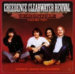 CREEDENCE CLEARWATER REVIVAL: CHRONICLE VOLUME TWO  CD