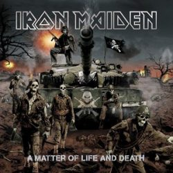 IRON MAIDEN: A MATTER OF LIFE AND DEATH  CD