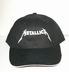BASEBALL SAPKA: Metallica