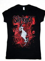 SLIPKNOT: Slipknot női póló