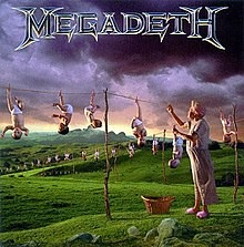 MEGADETH: YOUTHANASIA   CD