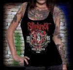SLIPKNOT: Des Moines  női trikó