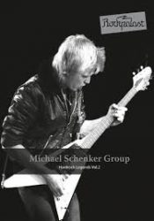 MICHAEL SCHENKER GROUP - HARDROCK LEGENDS VOL.2.