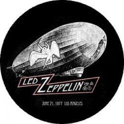 LED ZEPPELIN: Zeppelin... kitűző