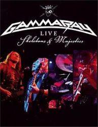 GAMMARAY: LIVE - Skeletons&Majestics   2CD