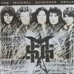 THE MICHAEL SCHENKER GROUP: MSG   CD