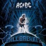 AC/DC: BALLBREAKER  CD