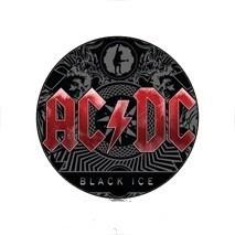 AC/DC 1.  kitűző