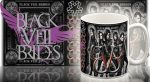 BLACK VEIL BRIDES: Band Logo bögre