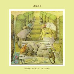 GENESIS: SELLING ENGLAND BY THE POUND   CD