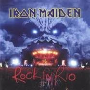 IRON MAIDEN: ROCK IN RIO  2CD