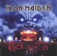 IRON MAIDEN: ROCK IN RIO  2CD
