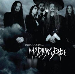 MY DYING BRIDE: Introducing My Dying Bride  CD