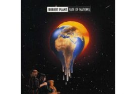 ROBERT PLANT: FATE OF NATIONS  CD