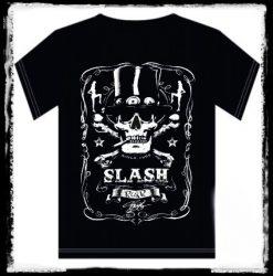 SLASH: Logo póló