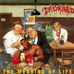 TANKARD: THE MEANING OF LIFE   (deluxe edition with 5 bonus tracks)  CD