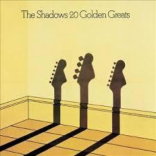 THE SHADOWS: 20 GOLDEN GREATS CD