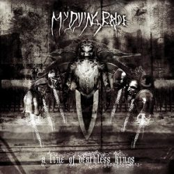 MY DYING BRIDE: A LINE OF DEATHLESS  KINGS   CD