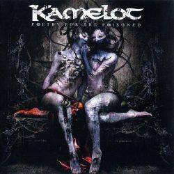 KAMELOT: POETRY FOR THE POISONED   CD