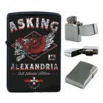ÖNGYÚJTÓ: Asking Alexandria 1.