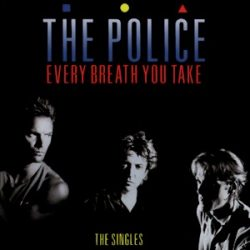 THE POLICE: EVERY BREATH YOU TAKE - THE SINGLES   CD