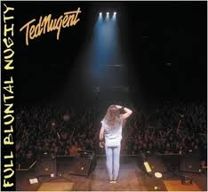 TED NUGENT: FULL BLUNTAL NUGITY  (live) CD