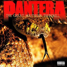 PANTERA: THE GREAT SOUTHERN TRENDKILL  CD