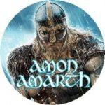 AMON AMARTH: Jomsviking kitűző