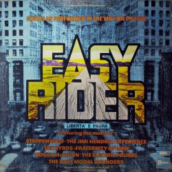 EASY RIDER Music from the motionpicture soundtrack  CD
