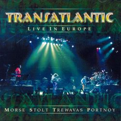 TRANSATLANTIC: LIVE IN EUROPE  2CD