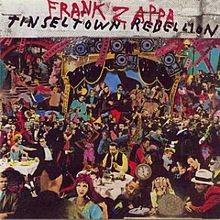 FRANK ZAPPA: TINSELTOWN REBELLION  CD
