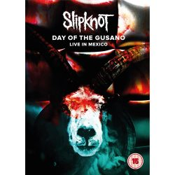 SLIPKNOT: DAY  OF THE GUSANO - Live in Mexico  DVD
