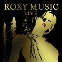 ROXI MUSIC: LIVE  (The best of live in concert) (2CD)